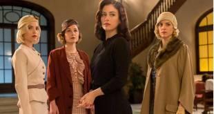tercera temporada de 'Las Chicas del Cable'