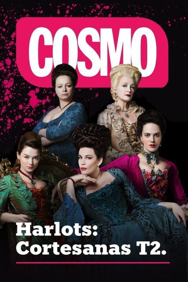 'Harlots: Cortesanas', una serie con un reparto femenino de lujo