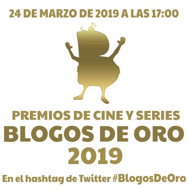 Ya tenemos fecha para la Gala Blogos de Oro 2019