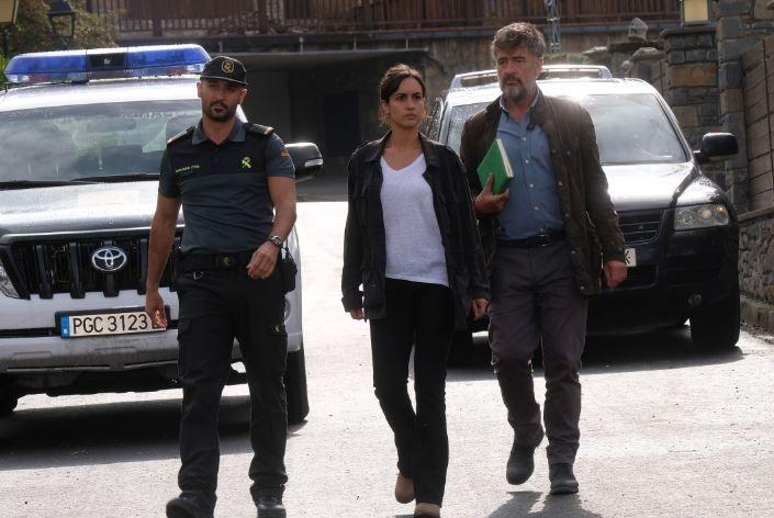 La ficción de TVE 'La caza. Monteperdido' finaliza su rodaje