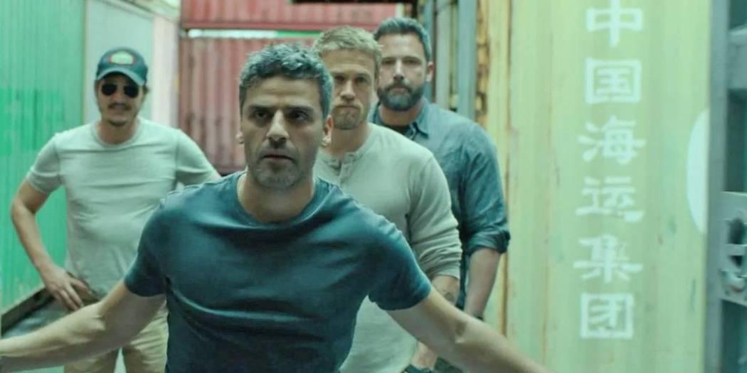 Netflix presenta el tráiler oficial de 'Triple frontera'