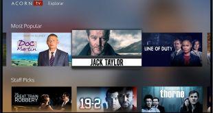 Acorn TV aterriza en España con las series 'Doc Martin', 'The Secret Agent' y 'Sword of Honour'