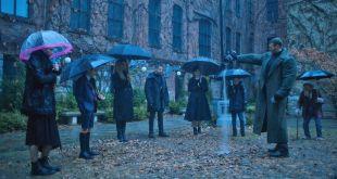 Descubre el tráiler oficial de 'The Umbrella Academy'
