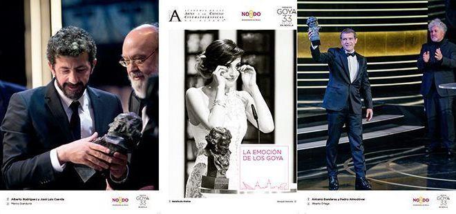 Sevilla se entrega a los Goya 2019