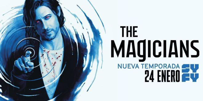 Vuelve la magia a SYFY con el estreno de 'The Magicians' (T4)