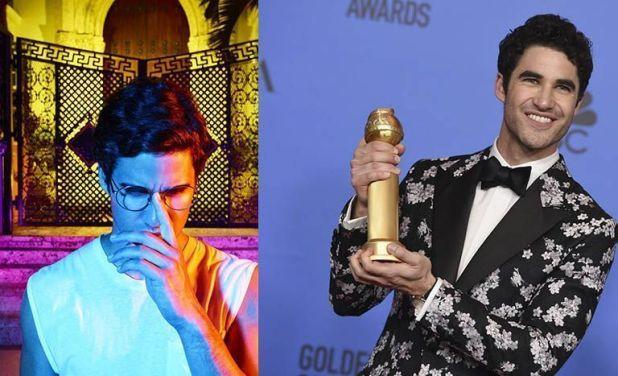 Darren Criss ganó el Globo de Oro como mejor actor de miniserie.