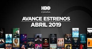 Estrenos de abril 2019 en HBO España