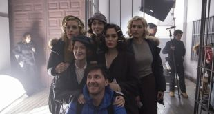 La cuarta temporada de 'Las Chicas del Cable' llegará a Netflix el próximo 9 de agosto