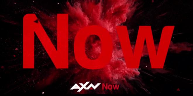 Sky incluye AXN NOW en su plataforma