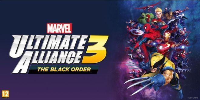 El equipo de superhéroes definitivo en MARVEL ULTIMATE ALLIANCE 3: The Black Order