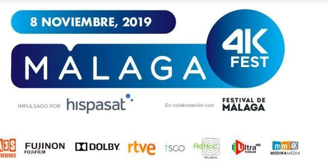 Málaga 4K Fest entrega sus premios de la edición 2019