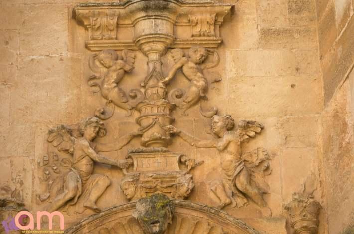 Chinchilla-Iglesia de Santa María del Salvador-Exterior-16