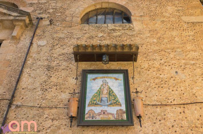 Chinchilla-Iglesia de Santa María del Salvador-Exterior-18