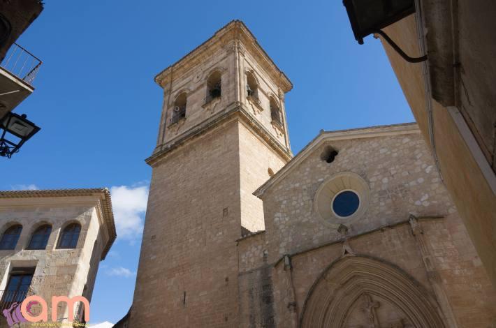 Chinchilla-Iglesia de Santa María del Salvador-Exterior-9