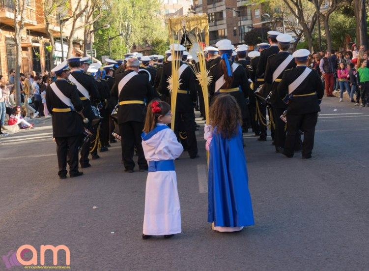 Domingo Ramos- Procesión de las Palmas-53