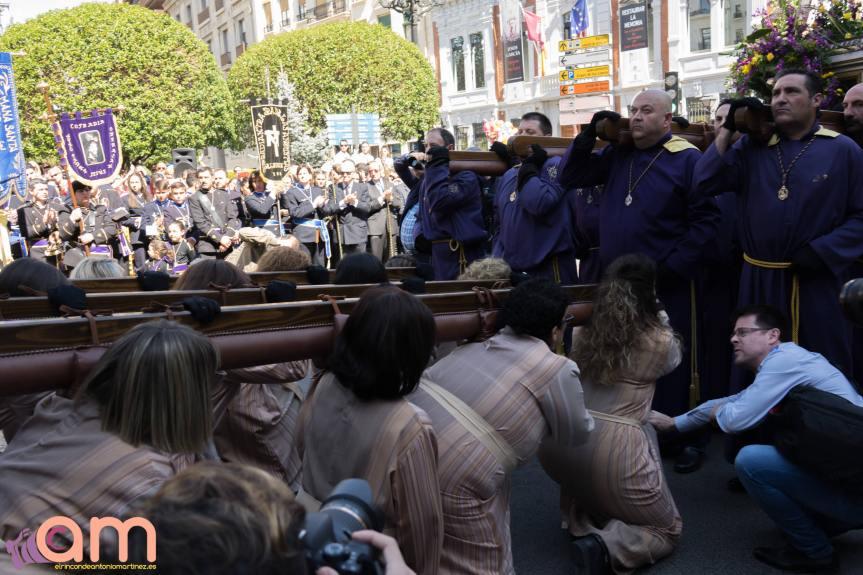 Jueves Santo - Procesión del Encuentro-Altozano-Todos los Pasos-141