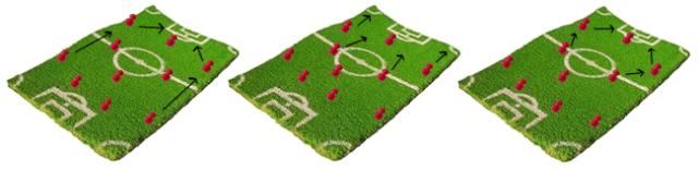 4-3-3 Opciones Ofensivas
