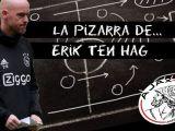 Erik Ten Hag y el Ajax 2018-2019