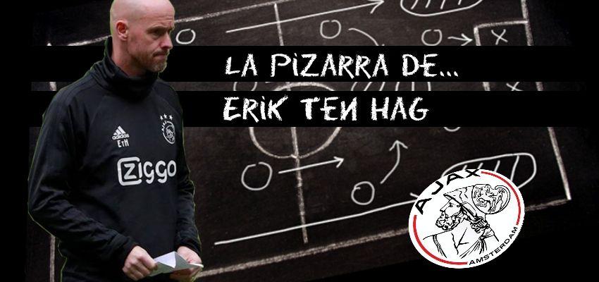 Erik Ten Hag y el Ajax 2018-2019… Personaliza tu Fifa 21