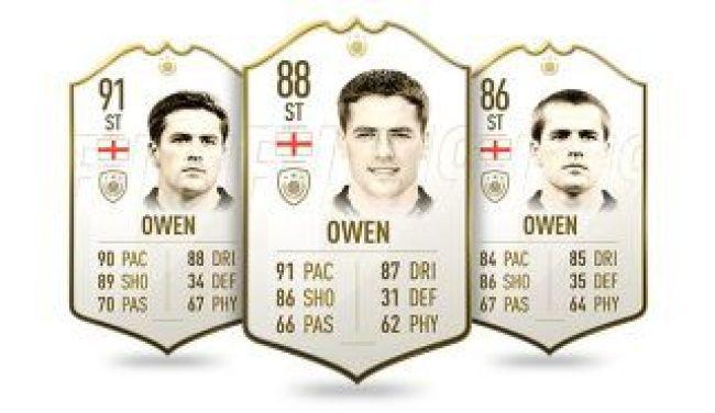 Owen - Icono Fifa 20