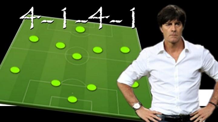 Táctica 4-1-4-1 Fifa 21