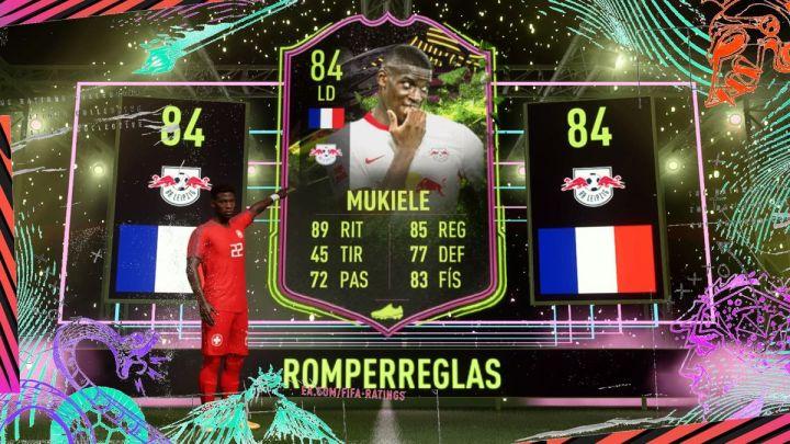 Mukiele Fifa 21… Una oportunidad que debes aprovechar
