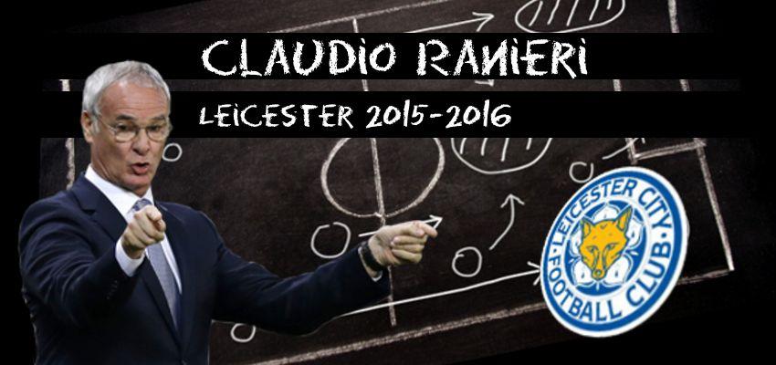 Claudio Ranieri y el Leicester 2015-16… Personaliza tu Fifa 21