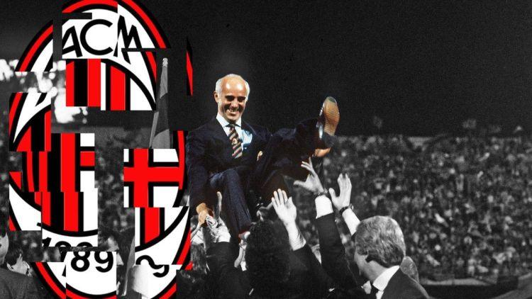 Arrigo Sacchi y el Milan 1987-1991. Imagen