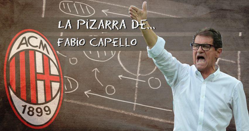 Fabio Capello y el AC Milan 1994… Personaliza tu Fifa 21