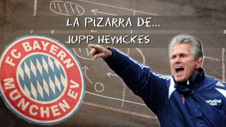 Jupp Heynckes y el Bayern de Munich… Personaliza tu Fifa 21