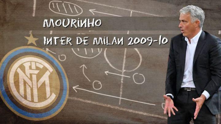 Mourinho y el Inter 2009-10… Personaliza Fifa 21