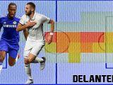 Delantero Centro (DC) Fifa 22… Posiciones de Jugadores
