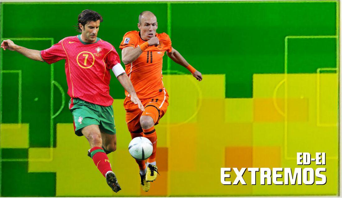 Extremos (ED-EI) Fifa 22… Posiciones de Jugadores