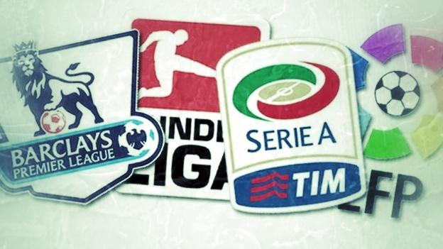 LaLiga, Ligue 1, Premier, Bundesliga, Serie A… Los mejores Fifa 22