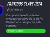 Partidos Clave UEFA Fifa 22