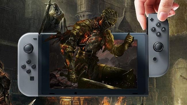 Dark Souls Switch