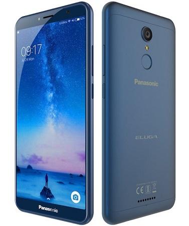 Panasonic Eluga Ray 550