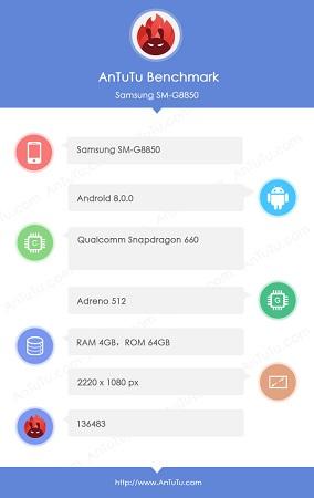 Samsung-SM-G8850-AnTuTu-Listing