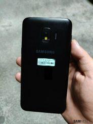 Samsung Galaxy J2 Core parte posterior