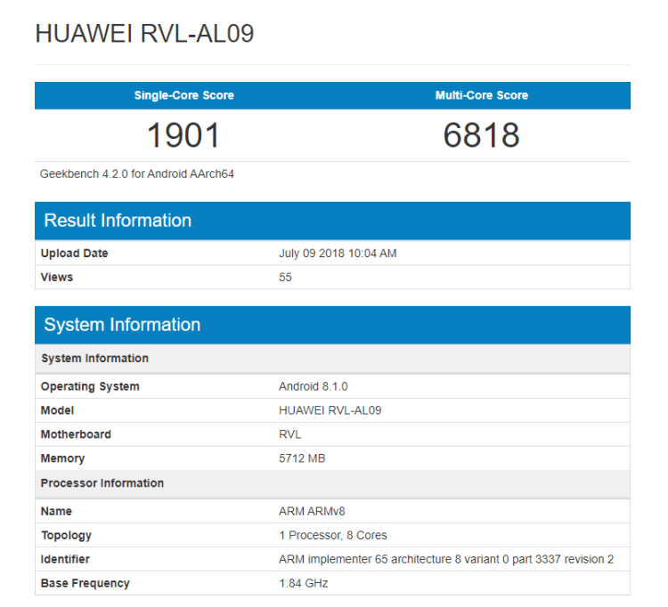 Honor-Note-10-geekbench