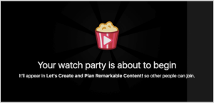 facebook-your-watch-party-is-about-to-begin