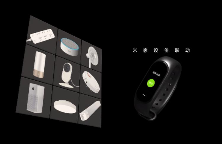 Hey-smartband-Mijia-smart-home