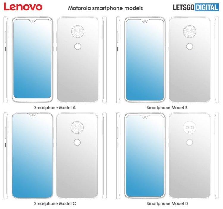 Nuevos diseños de Motorola