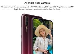 Vivo-Y15-triple-rear-camera