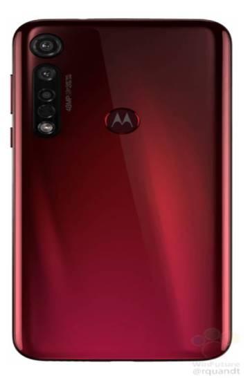 Moto-G8-Plus-Red