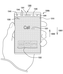 Samsung-Smartphone-patent-with-Flexible-display-7
