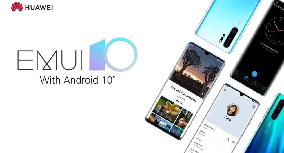 ▷ EMUI 10 Beta ahora disponible para los Huawei Mate 10, P20 ...
