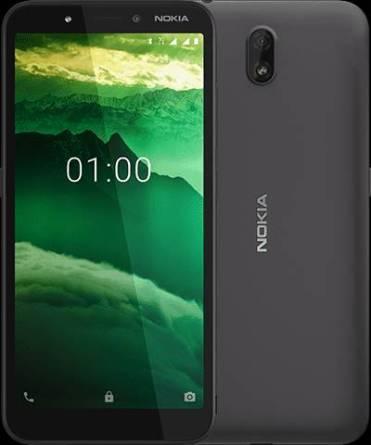 Nokia-C1-Black