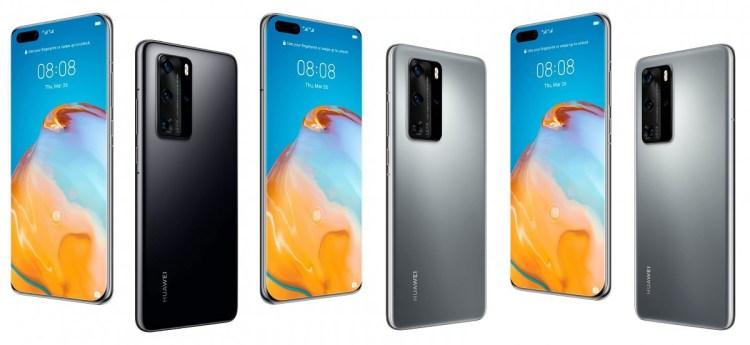Huawei P40 Pro filtrado