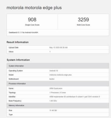 Motorola-Edge-Plus-Geekbench